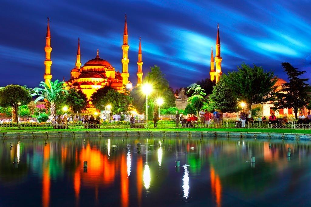 Горящие туры в Турцию из Великого Новгорода